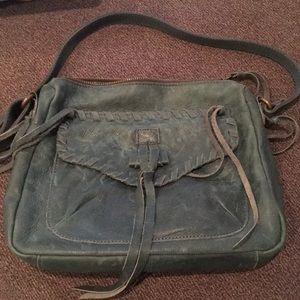 Lucky Brand crossbody leather bag